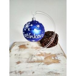 Vánoční koule - Tatínkovi